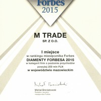 Forbes Diamond 2015