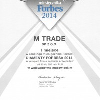 Forbes Diamonds 2014